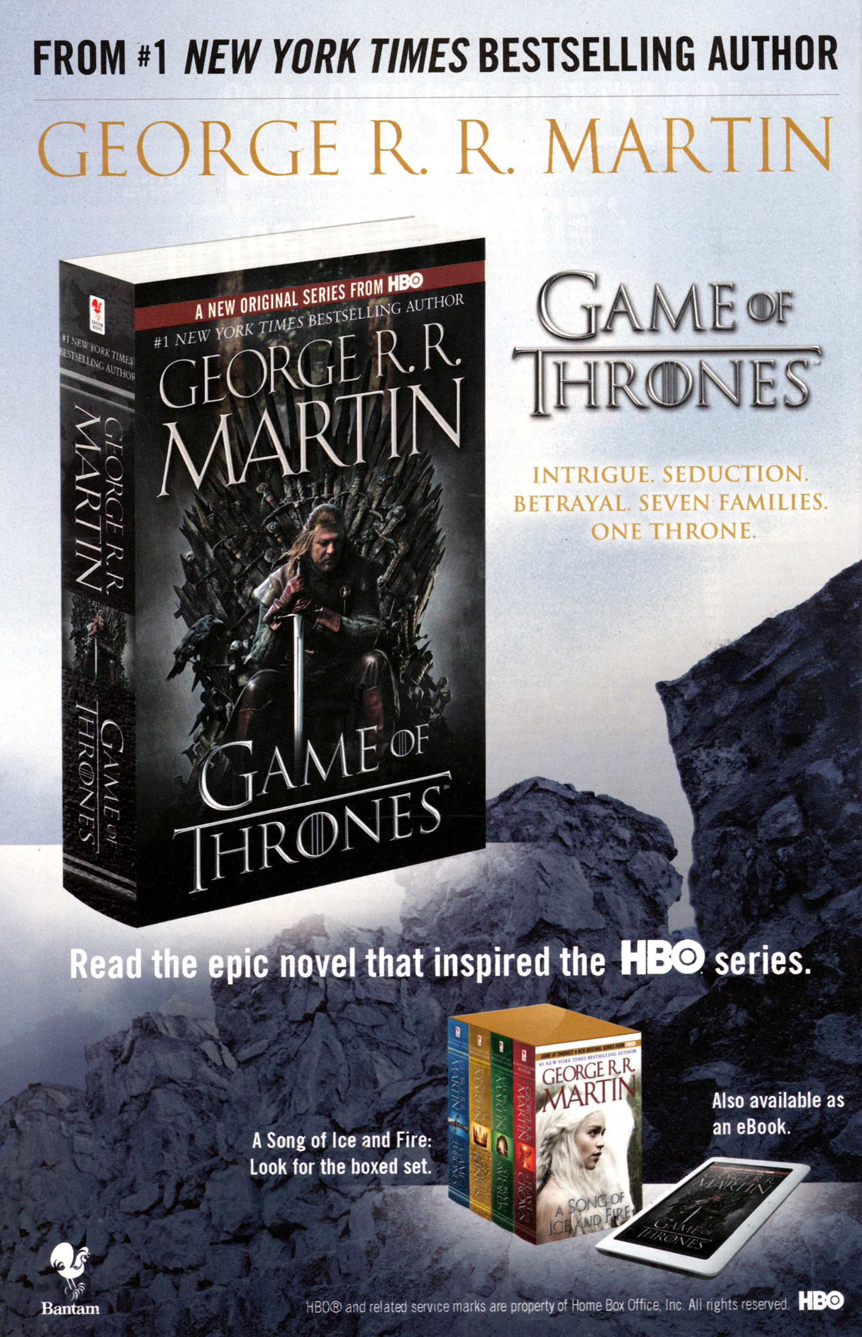 Read online A Game Of Thrones comic -  Issue #4 - 34