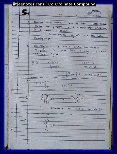 coordinate compound5