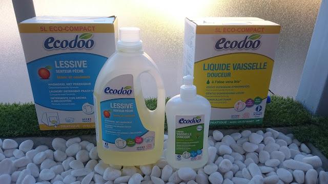 ecodoo ekologinen pesuaine kokemuksia