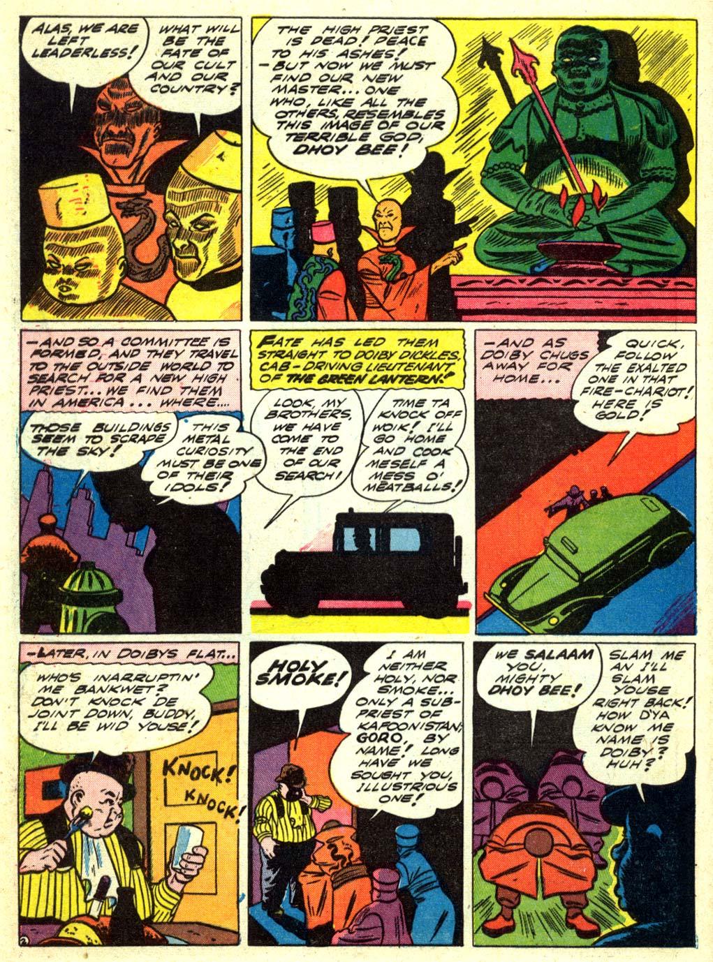 Read online All-American Comics (1939) comic -  Issue #40 - 4