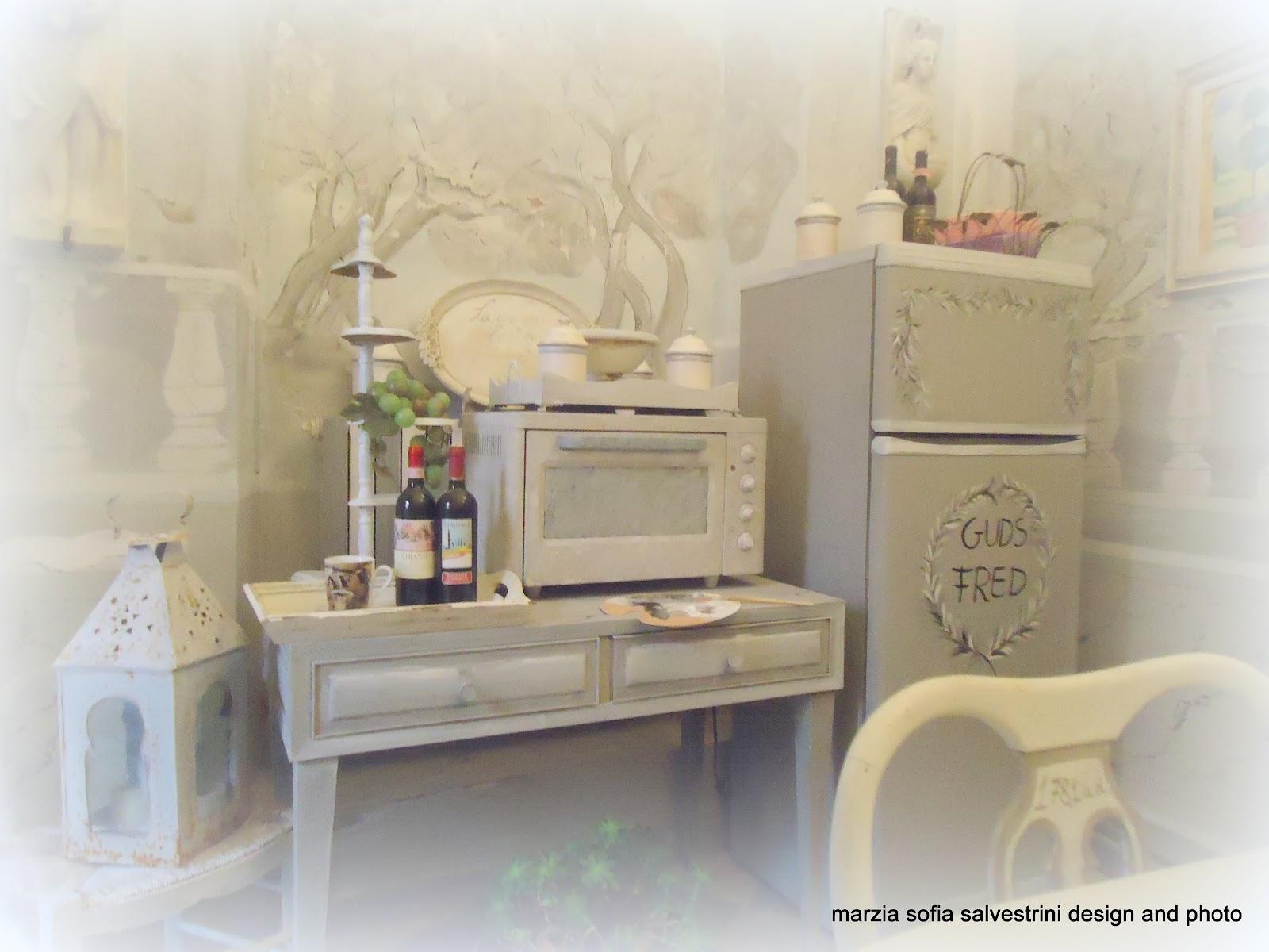 Famoso Un vecchio frigo diventa Gustaviano, NW36