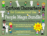 Clip art bundle for commercial use - www.traceeorman.com