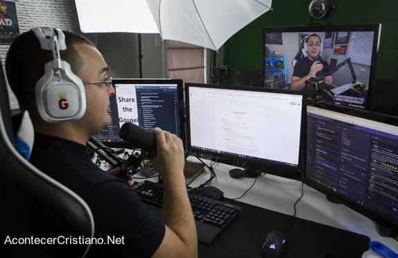 Iiglesia virtual para adictos a los videojuegos