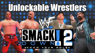 Download WWF Showdown 2 Know Your Role For PC