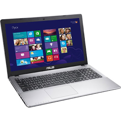 Asus X550CL Laptop Drivers for Windows 8 x86