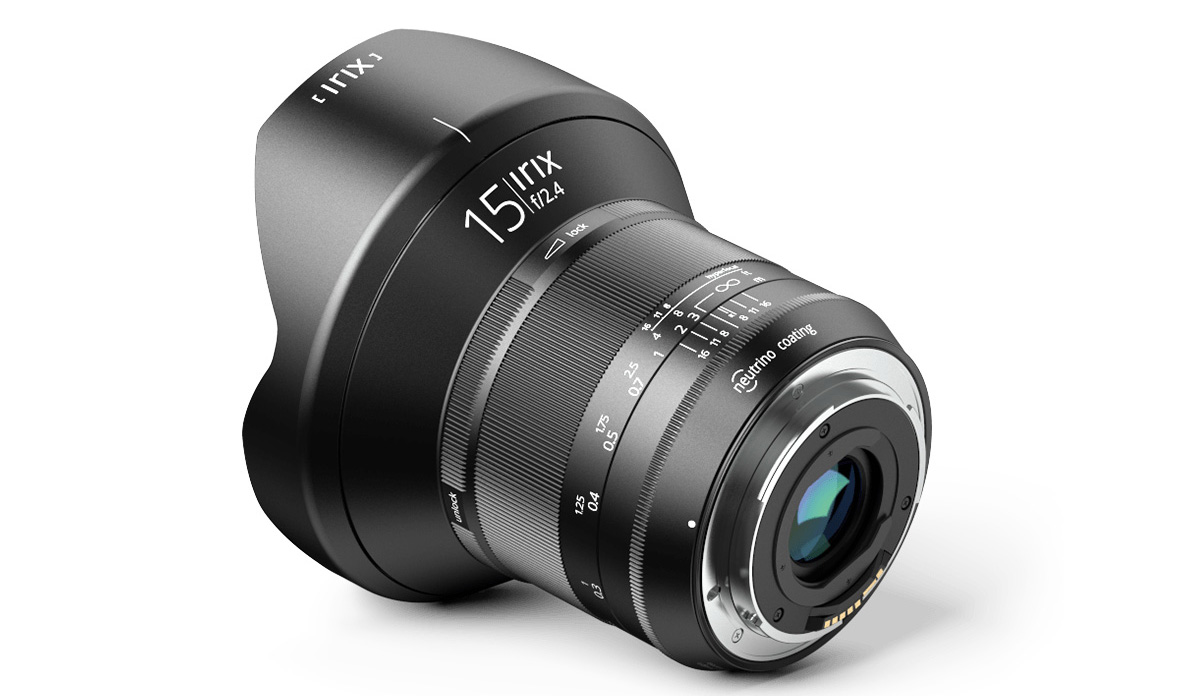 Irix 15mm f/2.4 Blackstone