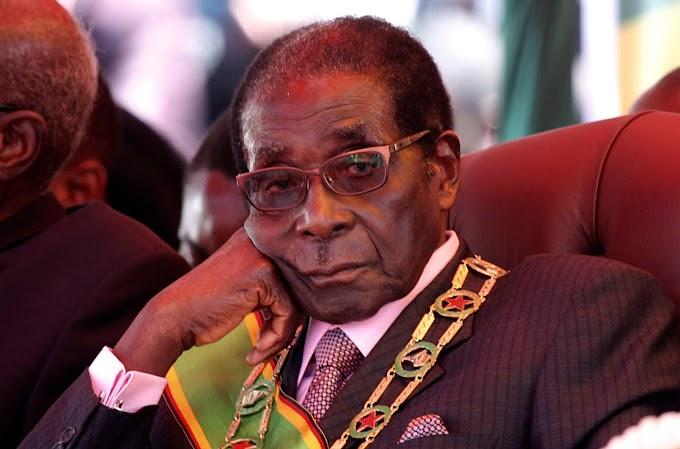Zimbabwe declares Mugabe's birthday a public holiday