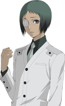 Natsumi Fujiwara as Tōru Mutsuki