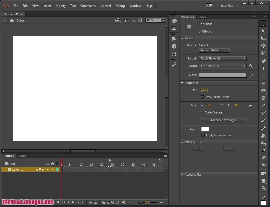 Adobe Animate CC 2018 full keygen