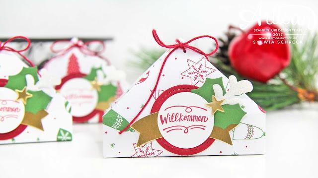 Voller Vorfreude - Stampin Up - Verpackung