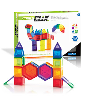Build Math skills with this Power Clix Set