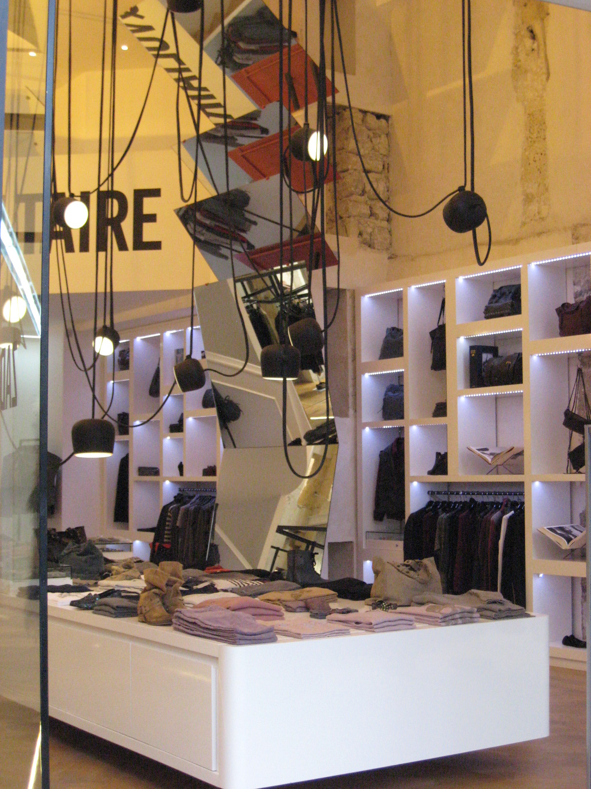 We Love Shops Zadig Amp Voltaire Cuanto El Escaparate Y La