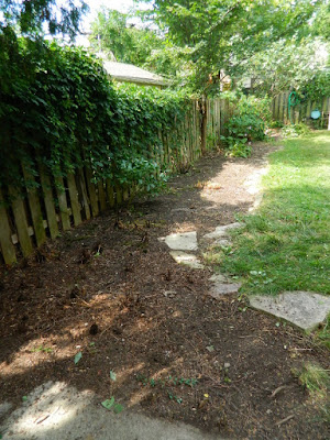Dovercourt Park Toronto Backyard Garden Cleanup After by Paul Jung Gardening Services--a Toronto Gardening Company
