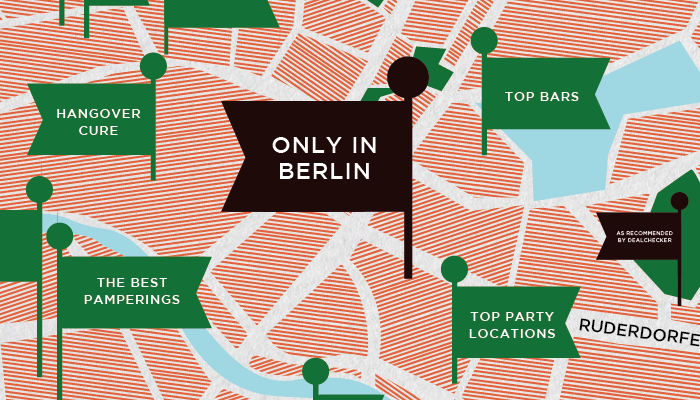 Cheap Hen parties in Berlin