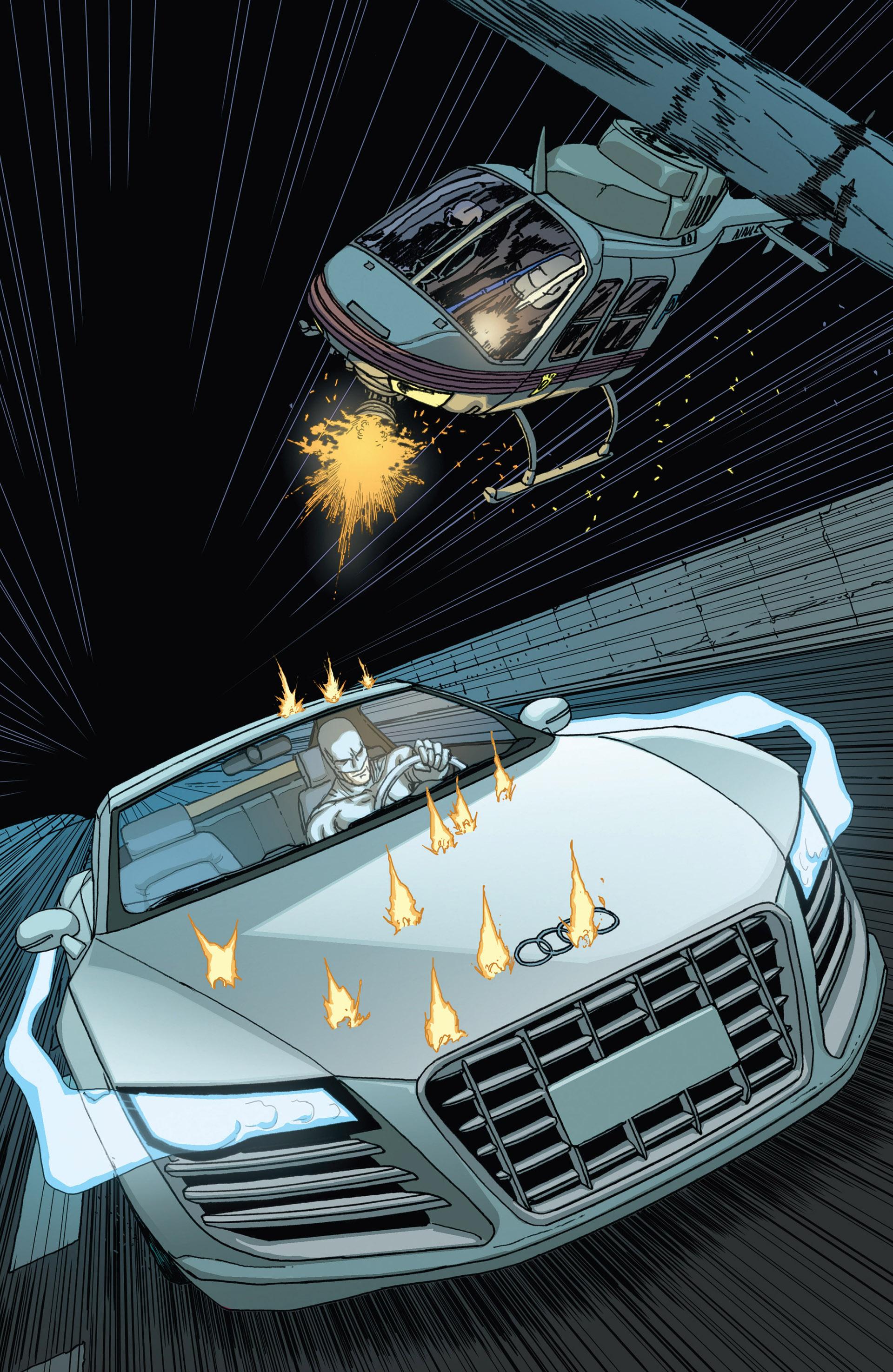 Read online Millar & McNiven's Nemesis comic -  Issue #2 - 17