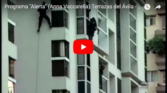 Alguien recuerda el secuestro de Terrazas del Ávila?