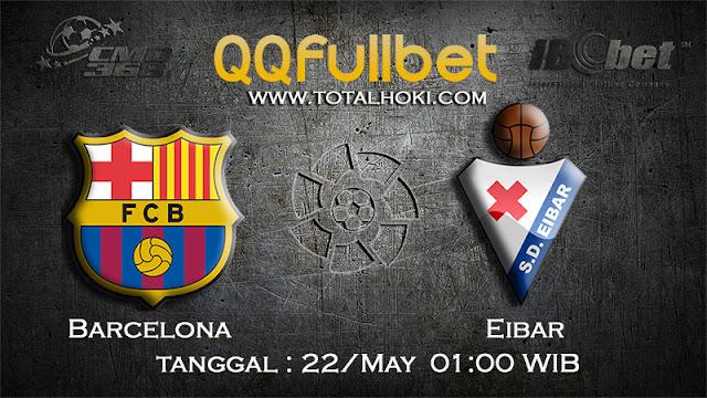 PREDIKSIBOLA - PREDIKSI TARUHAN BARCELONA VS EIBAR 22 MAY 2017 (LA LIGA SPANYOL)