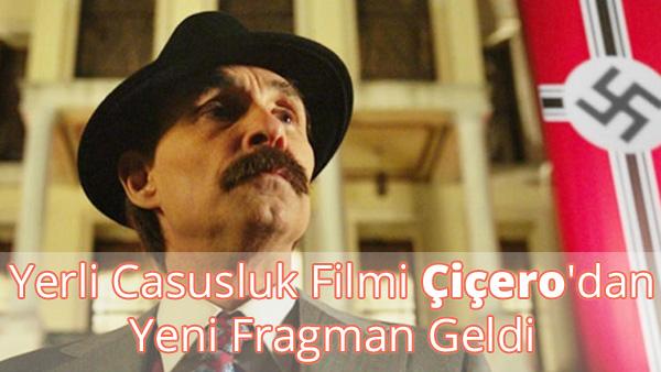 Çiçero Film Fragman İzle
