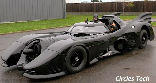 Buy your own Batmobile