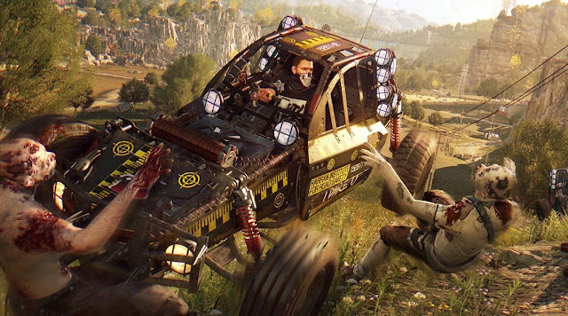 Dying Light The Following на Xbox One и Playstation 4