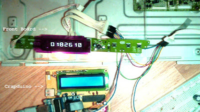 Philips DVP5960 Front Board together with Crapduino