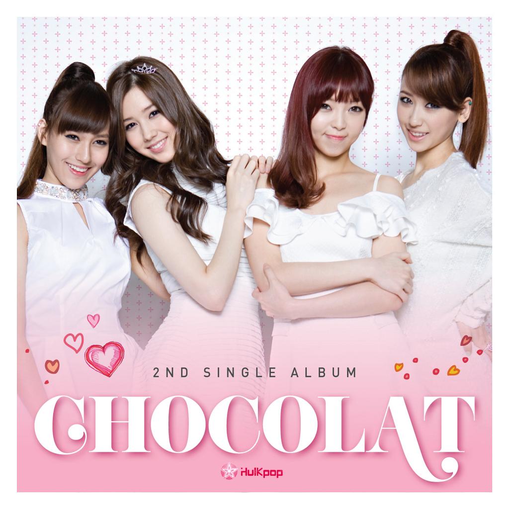 [Single] Chocolat – The Second Single Album