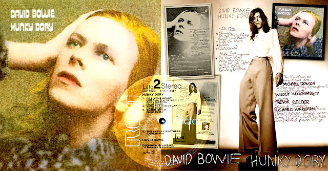 Bowie - Hunky Dory
