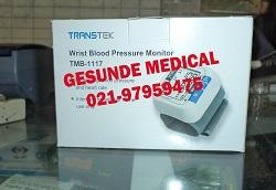 Kemasan Tensimeter Transtek TMB 1117