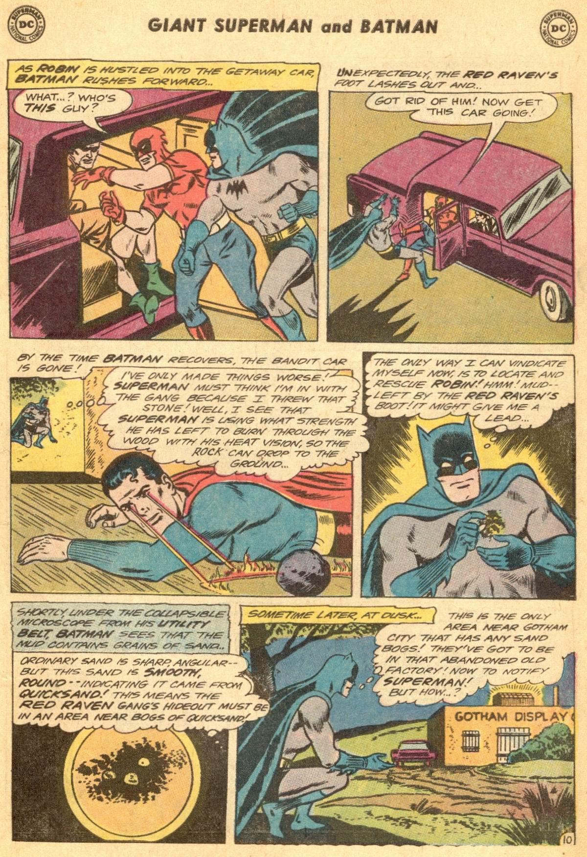 Read online World's Finest Comics comic -  Issue #188 - 61