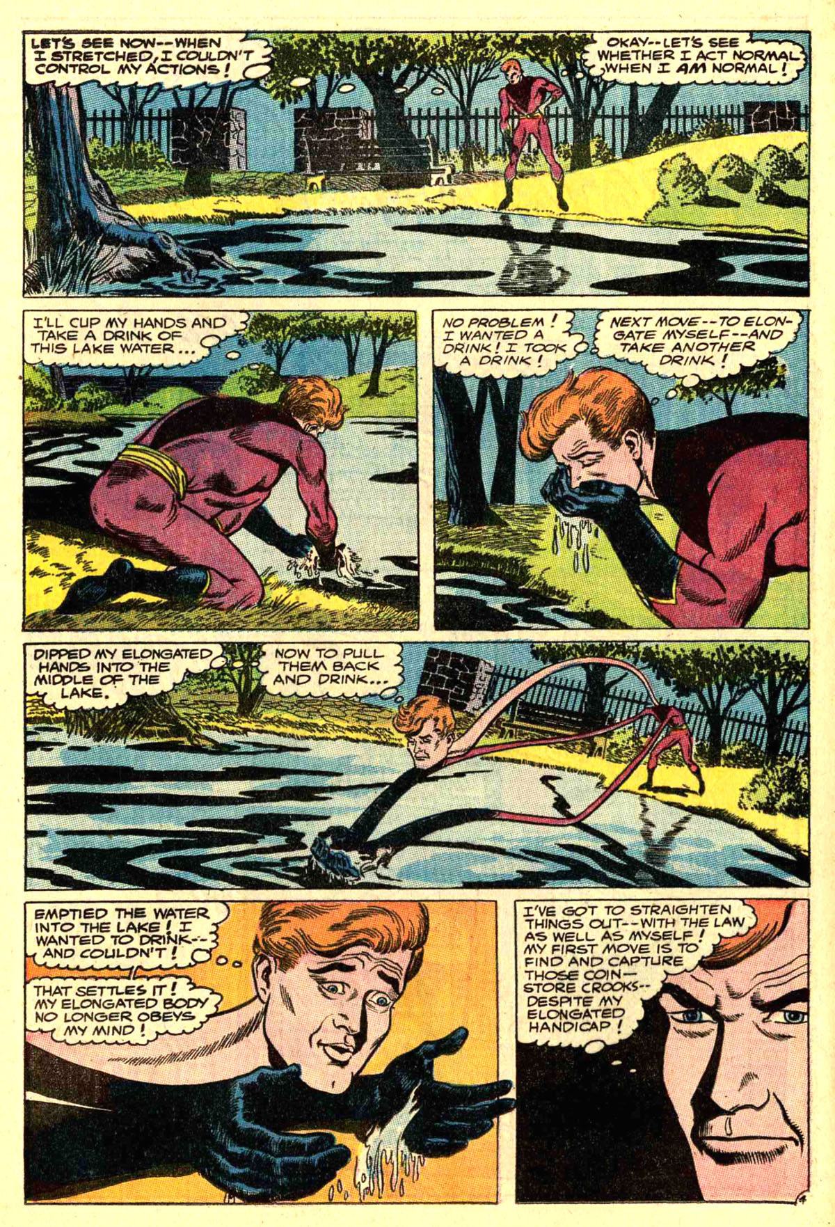 Detective Comics (1937) 365 Page 23
