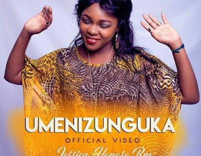 Jessica Honore Bm - Umenizunguka Audio