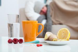 Лекарства при простуде и гриппе у детей