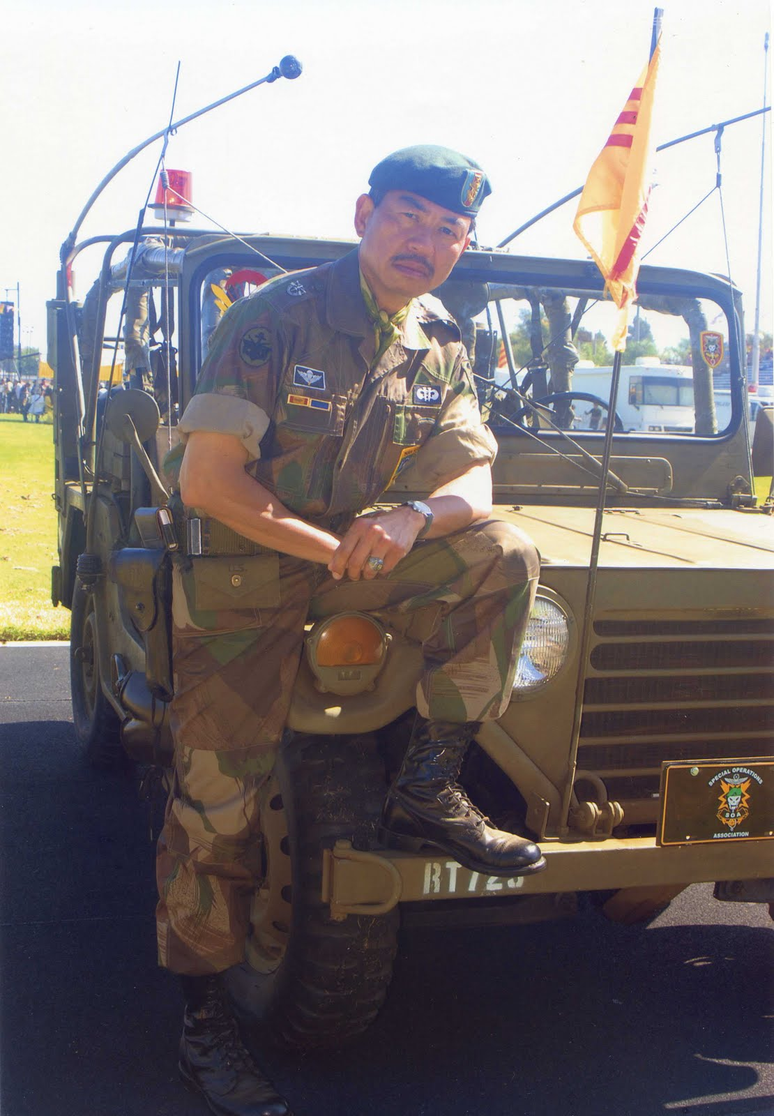 Operations Member Veterans And . .Dang Ky Email Facebook Tieng Viet