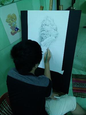 Lớp Học Vẽ Dành cho người lớn