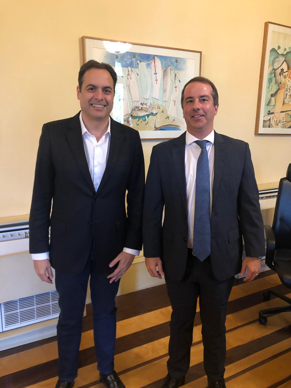 Prefeito de Ribeirão solicita ao governador conclusão do processo de desapropriação e abertura do Hospital Geral