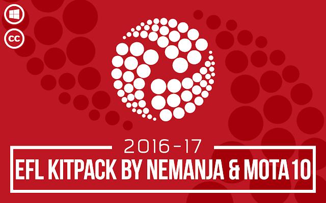 EFL 2016/17 Kitpack