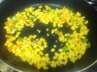 SWEETCORN RECIPE
