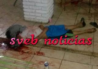 Ejecutan a joven dentro de bar en Apatzingán Michoacan