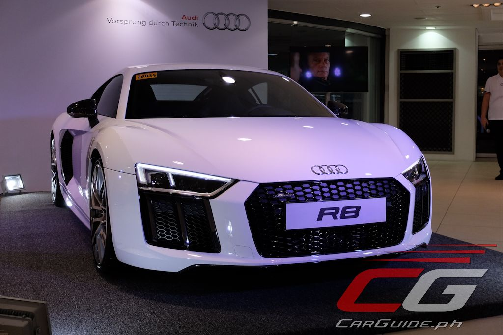 2017 Audi R8 V10 Plus Hits The Philippines W Brochure Video