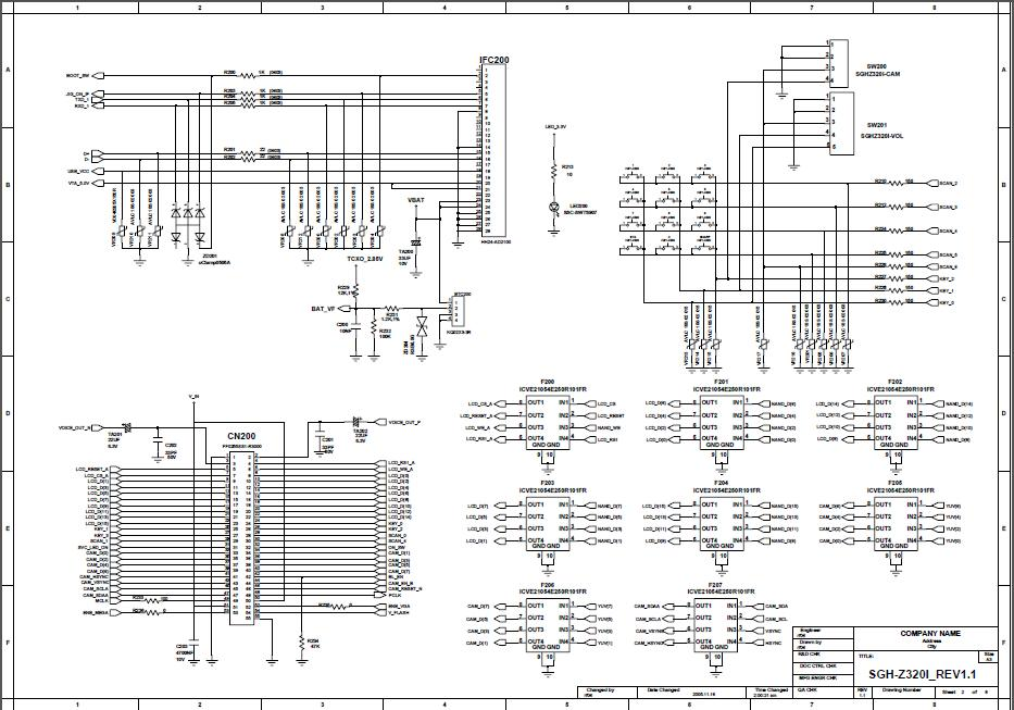 SEB 1005R CAMERA WIRE DIAGRAM - Auto Electrical Wiring Diagram