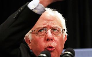 Bernie Sanders Leaves The Democratic Party