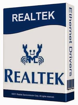 Controlador Realtek Ethernet Drivers Universal Tarjeta de Red