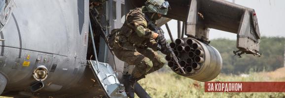 Росія трансформує ПДВ у експедиційні сили