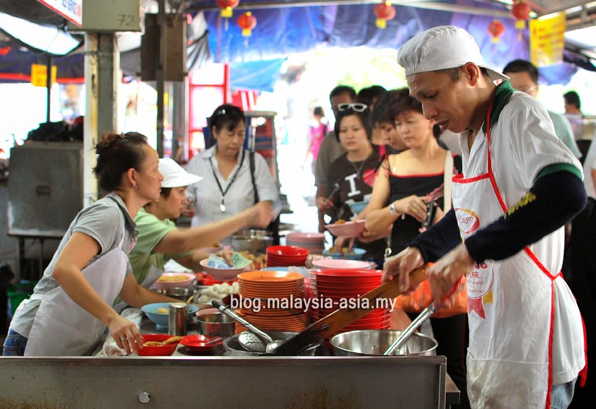 Food Tours Kuala Lumpur