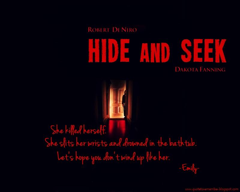 #HideAndSeek #DakotaFanning #ElisabethShue #FamkeJanssen