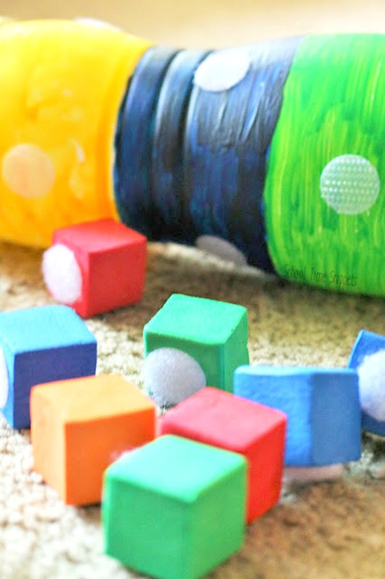 fine motor skills activity for toddlers