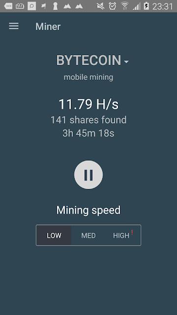 minar criptomoneas con tu celular