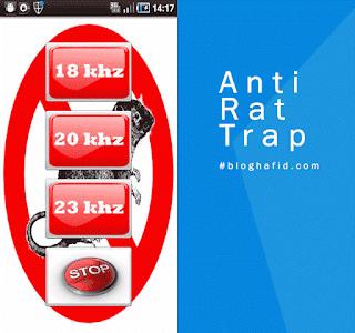 Anti Rat Trap Android