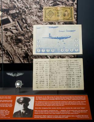 Los panfletos de Hiroshima y Nagasaki