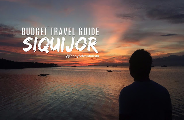 2018 Siquijor Budget Travel Guide